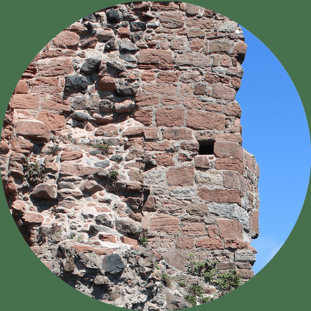 adrossan castle icon